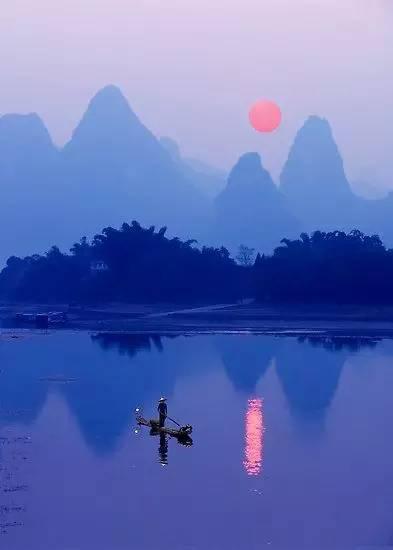 中国这些最美的风景倒影,美不胜收