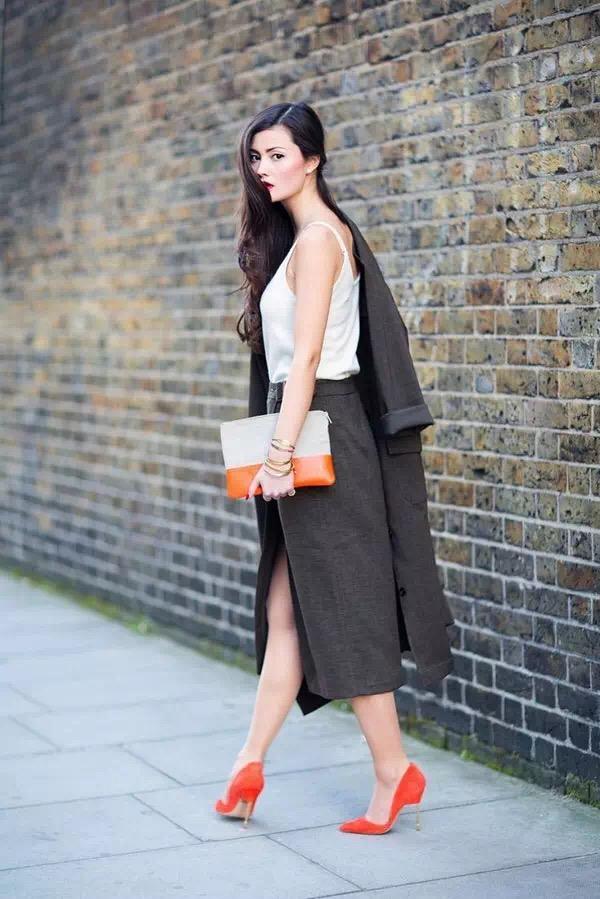 7个衣Q最高亚洲姑娘 改造你的职场衣橱 时尚