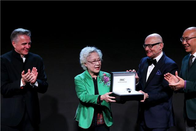 IWC万国表携手2016北京国际电影节