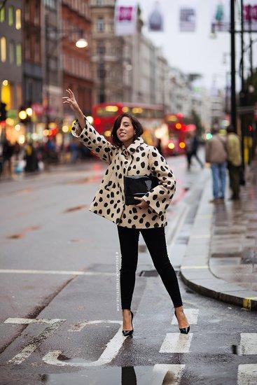 时尚人气欧美风 气场黑色助你高回头率