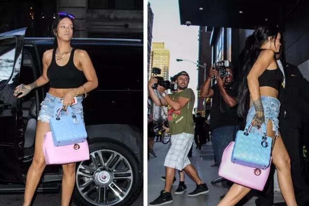 这才是Rihanna式时尚的正确打开方式