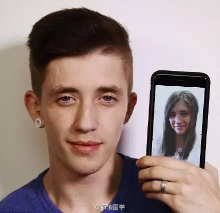 变性男孩图片