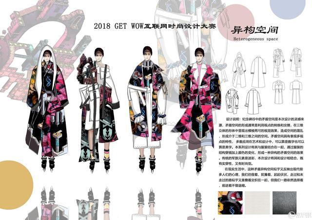 第三届GET WOW互联网时尚设计大赛30强揭晓,快来围观!