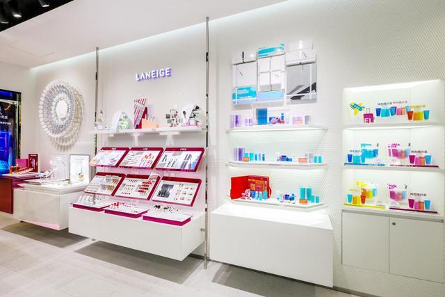 兰芝北京首家品牌形象概念旗舰店