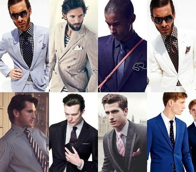 高颜值加好衣品,跟美剧男主学穿衣