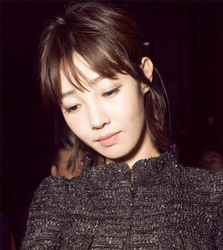 八公举:谢娜网吧门口暴打吴昕据说是因为这个发型,papi酱关的门.图片