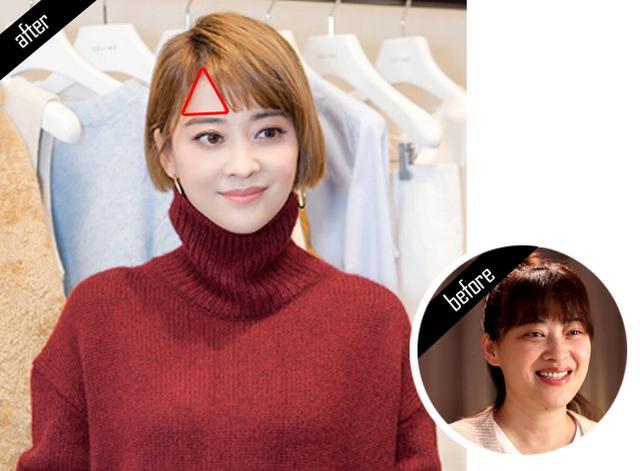 """八公举:""""三角碎刘海"""""""