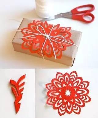 蝴蝶剪纸剪法步骤图解