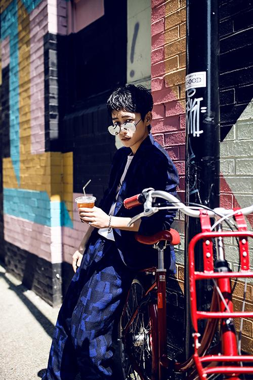 帕莎眼镜:魏晨伦敦男装周的风格之选