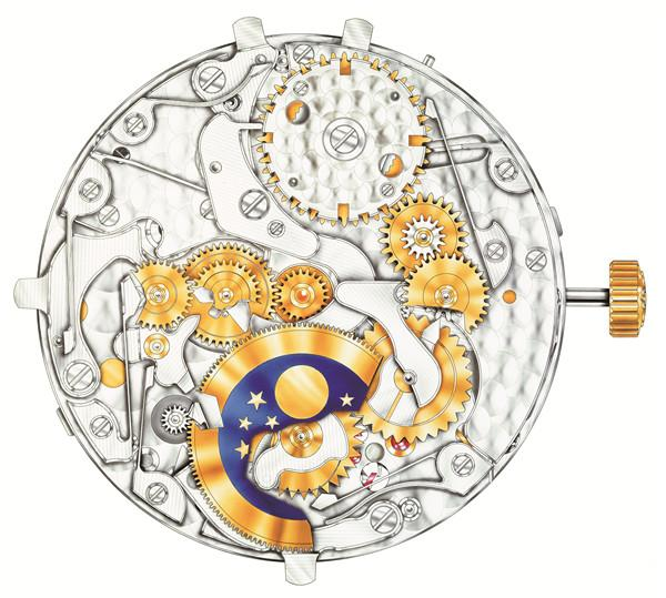 百达翡丽——经历 76 亿次半摆的钟表传奇