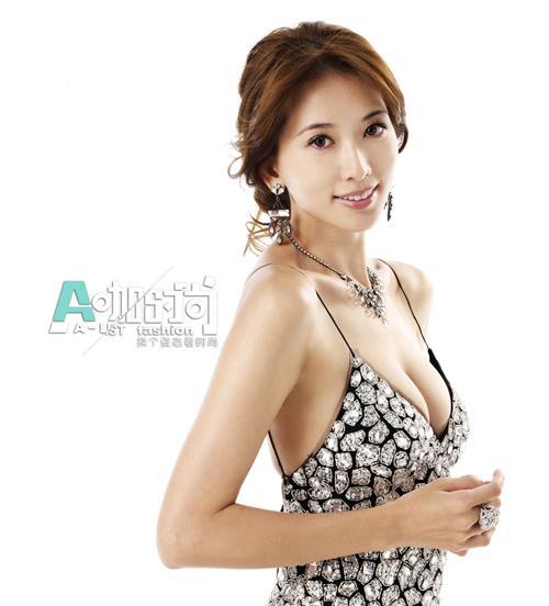 林志玲携小S蔡依林私密投资 女星最贵部位排行榜图片