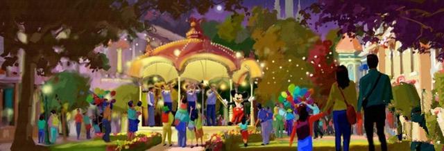 上海迪士尼抢先看 开园前做好攻略全靠这里啦