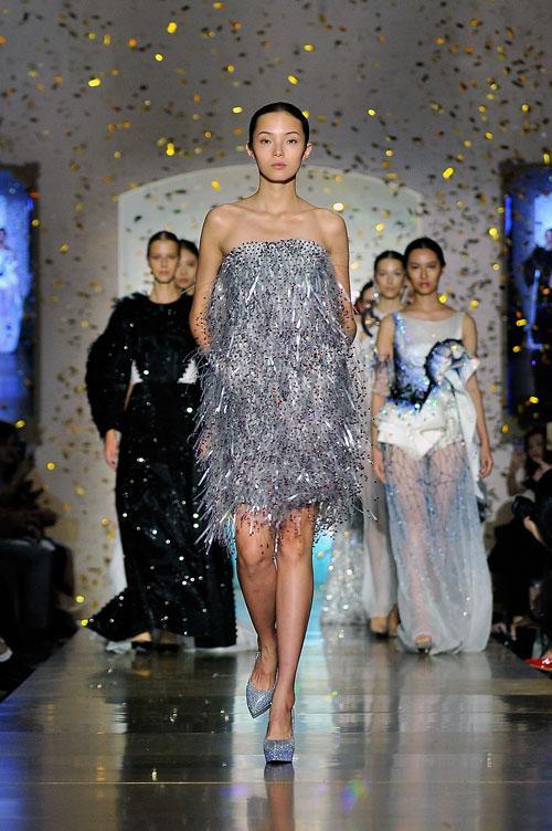 Front Row 时装秀及一连三日的时装盛会为巴黎人购物中心揭开序幕