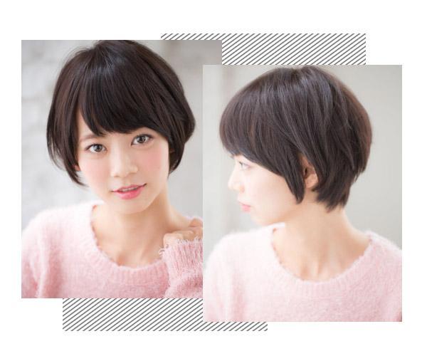 这些好看的中短发&短发 你喜欢吗
