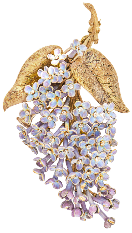 爱情信物,历久弥坚,蒂芙尼Gifts of Love古董珠宝凝聚恒久真爱力量