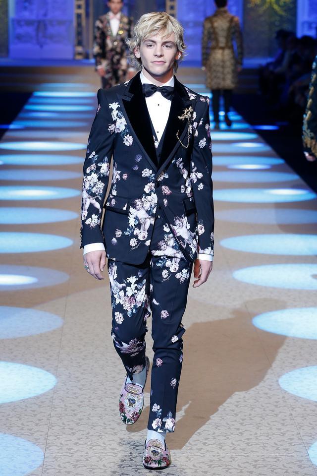 纪凌尘宋威龙金大川 Dolce & Gabbana