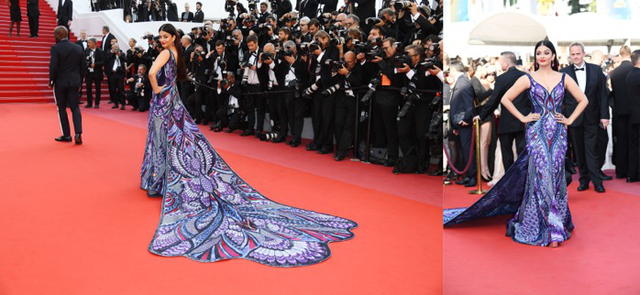 Aishwarya Rai欧莱雅值得说:生活不止有眼前的苟且,还有荧幕里的宝莱坞