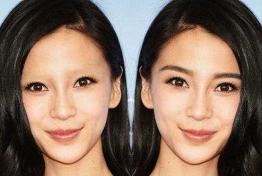 真不是粗眉就时髦 杨紫换了个眉形如同换张脸