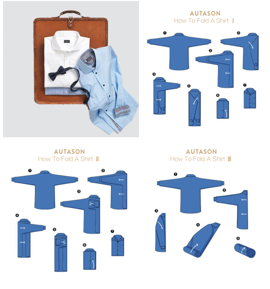 AUTASON | 定制超品质男士衬衣