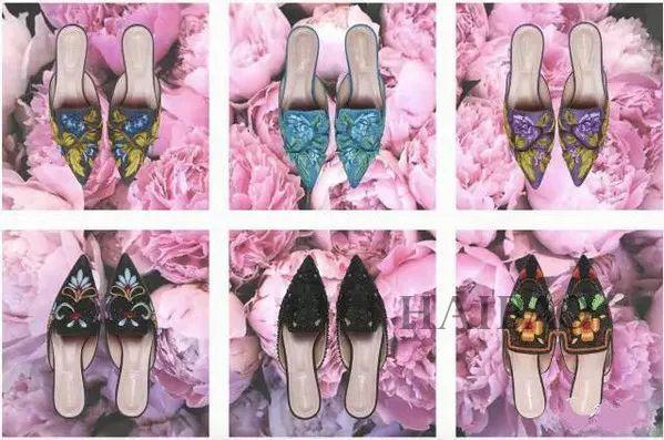 美过高跟鞋,虐哭小猫跟,这7款平底鞋今年最流行!