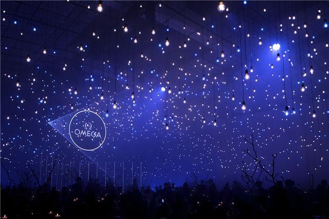 闪耀璀璨星空 欧米茄携手名人大使刘诗诗发布全新星座系列