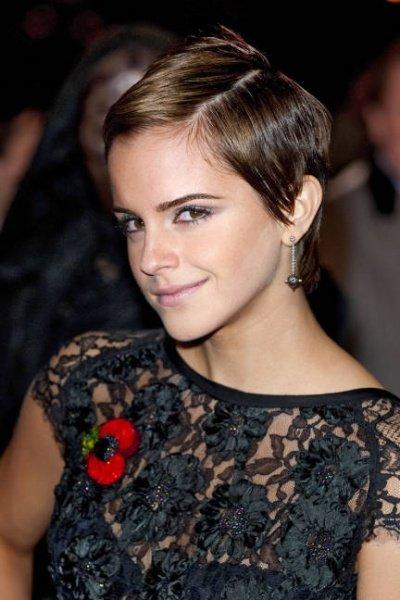 精灵短发 Elves short hair actress in the history of the best 30 cheap human short hair style