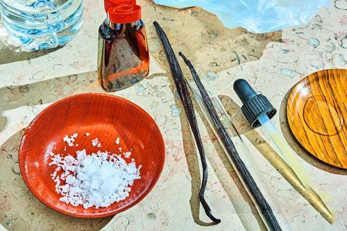 4种天然手作美容品,周末午后自己动手做!