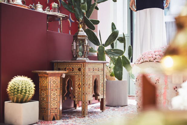 一个最接近摩洛哥花园的夏天 探索充满神秘气息的onefifteen初衣食午