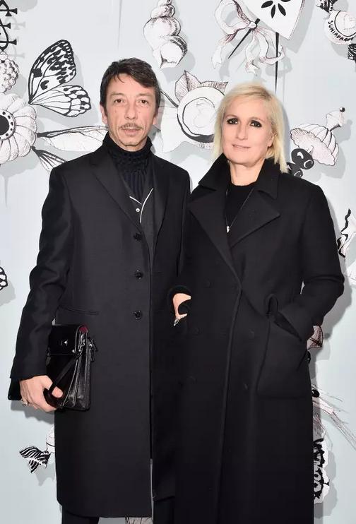 Dior的新灵魂人物?(组图)