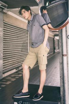 Timberland型男老爸图鉴 POLO衫与船鞋轻松搭 经典与时髦随时拥