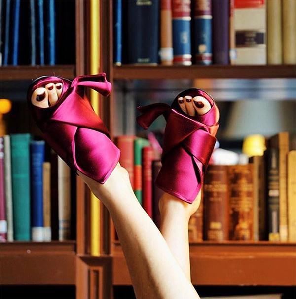 不是运动鞋不显高 是你没穿对