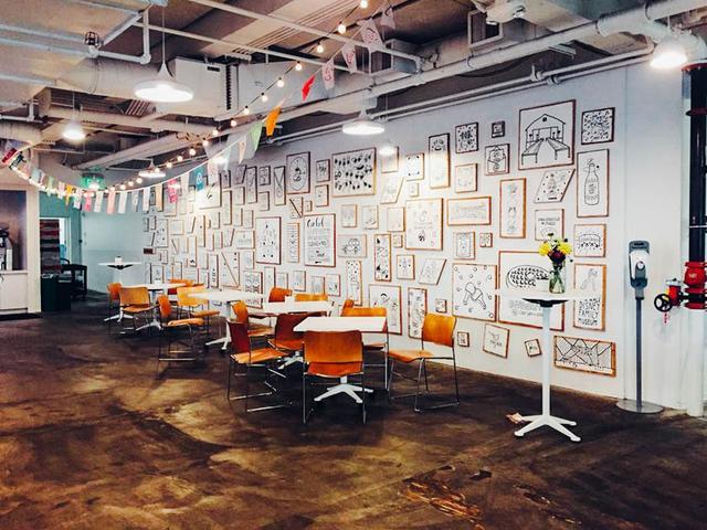 舒适的办公环境_工作氛围从其个性化的舒适办公环境就可以体现