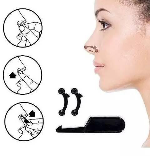 鼻子塌陷就动过?这只是一个高级技能!