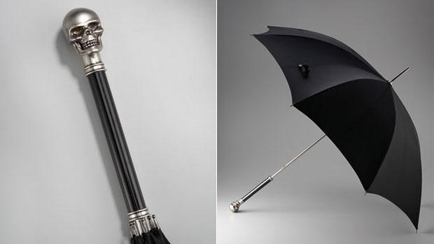 没有一把超美艳的雨伞下雨天凹造型穿再好看也没用!
