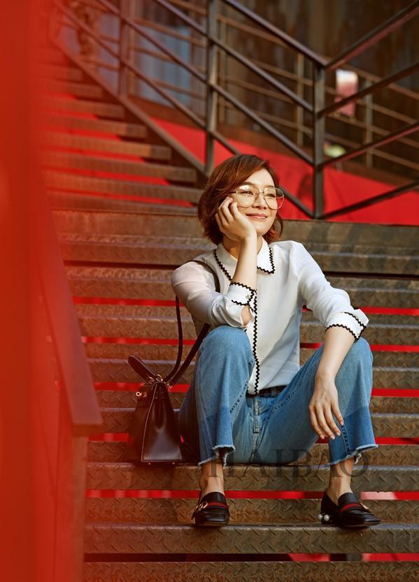 杨幂爱上穿男装,刘雯一双拖鞋也可以美到没朋友!