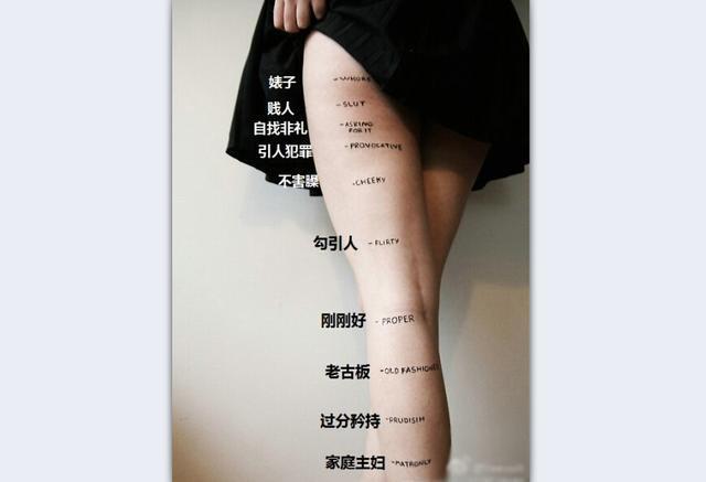 凡人观时尚:从女人衣着揣测她的为人太肤浅