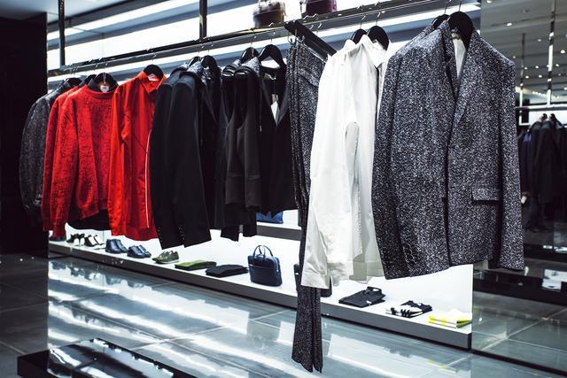 迪奥2015春季男装系列发布(点击图片到下一页)