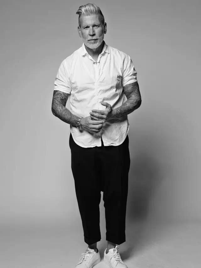 他身高168也不瘦,却是全球摄影师最爱的大叔