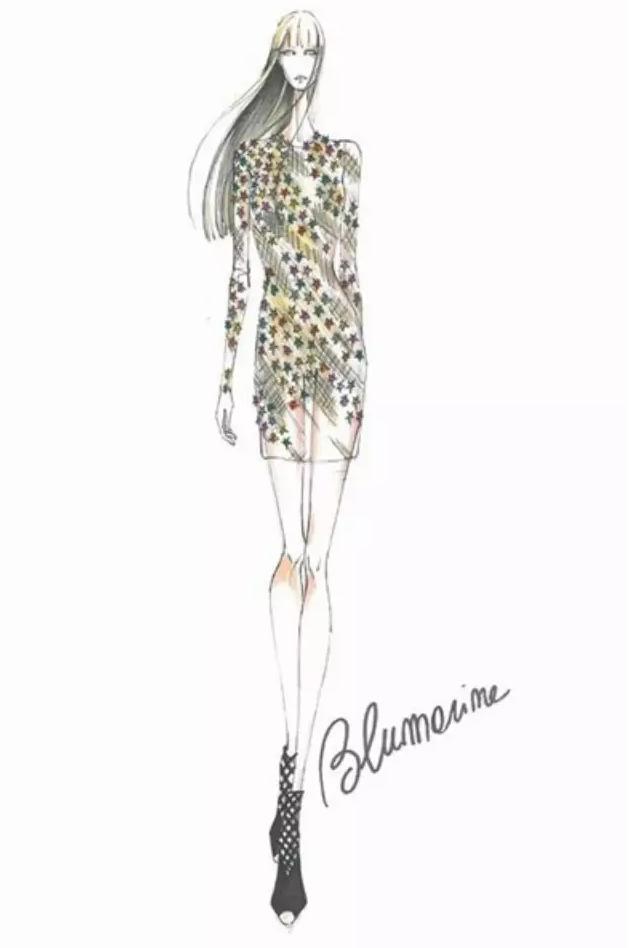 米兰时装周 十大设计师们的冬日灵感