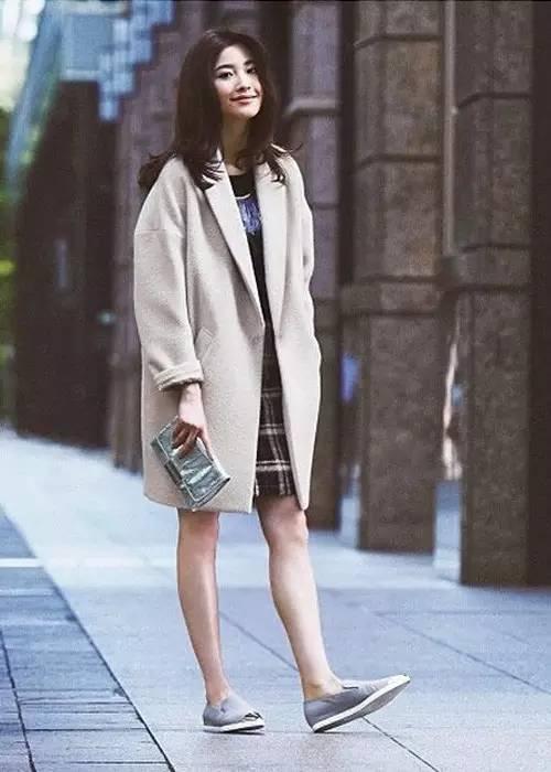 2016年最流行的呢大衣居然是这样的!