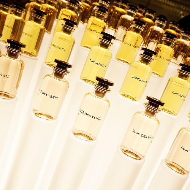 这7瓶香水范冰冰闻了想要ALL IN(听说能闻到LV包包的味道)