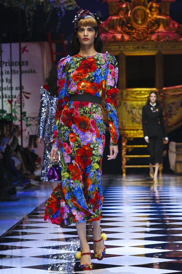 哦意大利妈妈!听Dolce&Gabbana给你讲个睡前故事