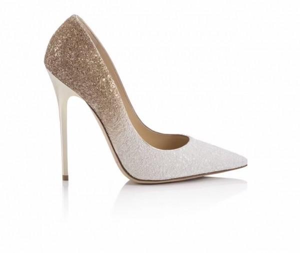 林心如大婚穿的4双婚鞋,我全部都想要!