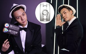 Chanel J12 XS腕表发布之陈伟霆专访