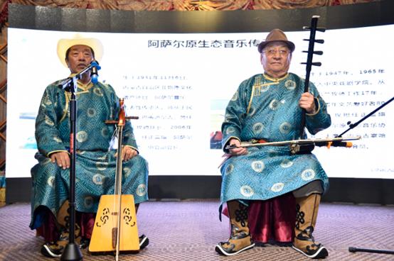 2017听风内蒙古沙漠星光音乐会发布会在京召开