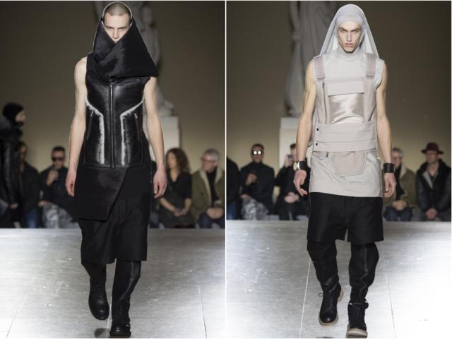 90秒知道 巴黎男装周 这些设计师比服装还耀眼