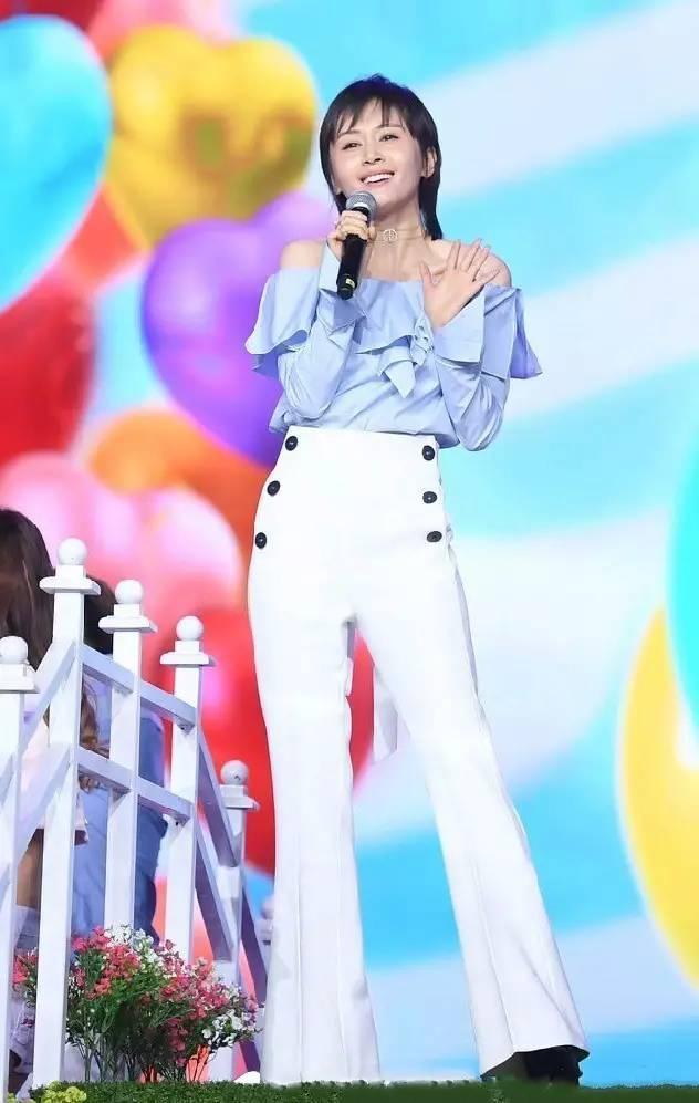 王子文杨紫《欢乐颂》里撕逼,戏外撞衫,为什么她总是输掉的那一个?