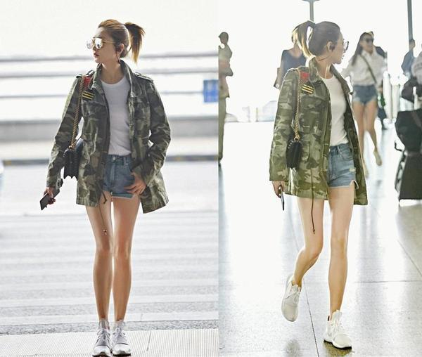 女明星的腿全都白细直?女明星的腿型真的没那么好看 时尚潮流 第2张
