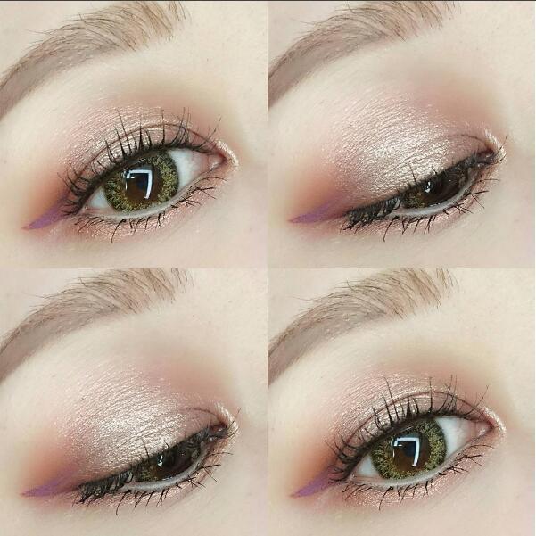 樱花妹们把眼睛画大的秘密武器是它——折痕眼线~