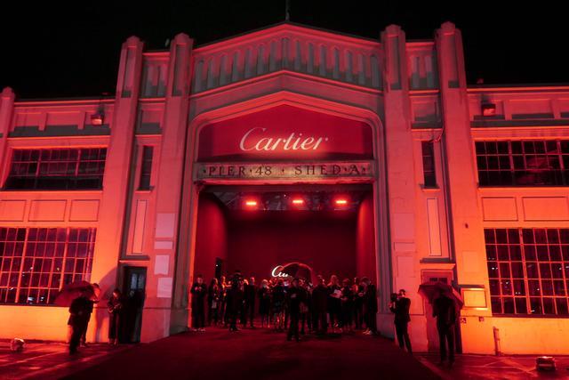 天生无畏,先锋典范——Santos de Cartier卡地亚山度士腕表盛典派对